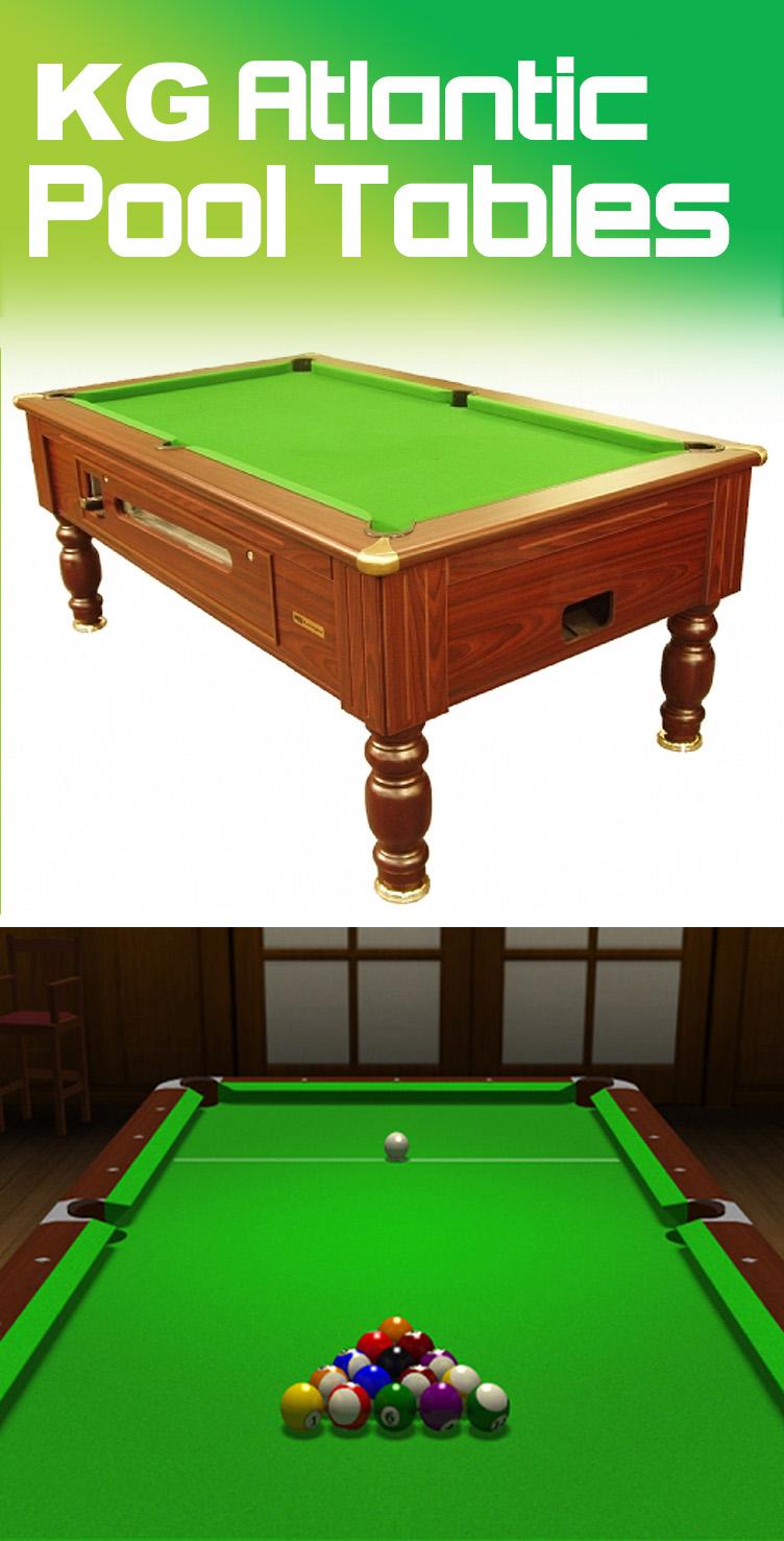 pool tables atlantic amusements. Black Bedroom Furniture Sets. Home Design Ideas